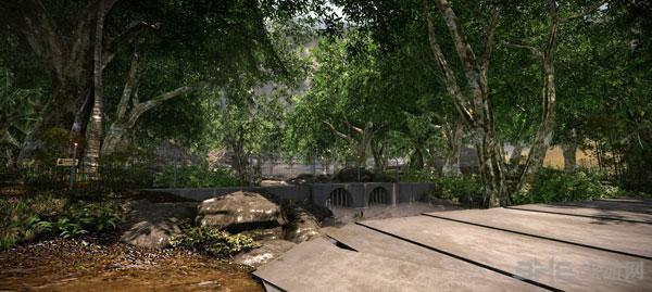 侏罗纪公园余波截图1