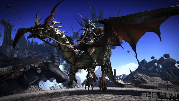 最终幻想14重生之境截图1