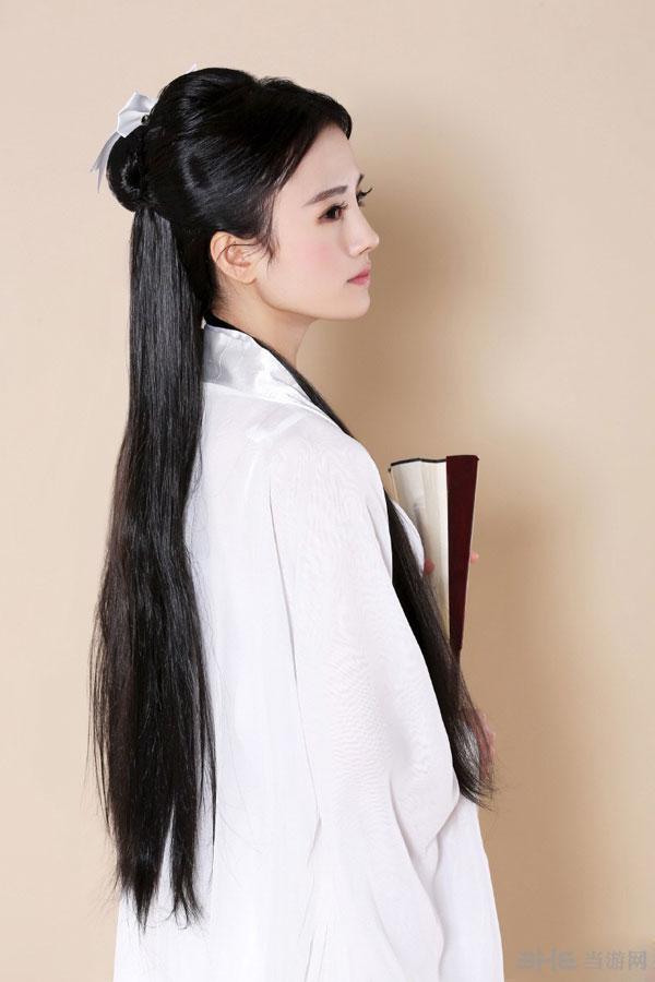 中国第一美女snh48鞠婧祎小龙女装束曝光 分分