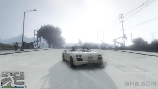 GTA5雪景截图3