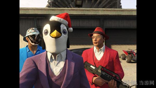 GTA5圣诞节摄影大赛作品3