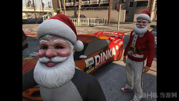 GTA5圣诞节摄影大赛作品2