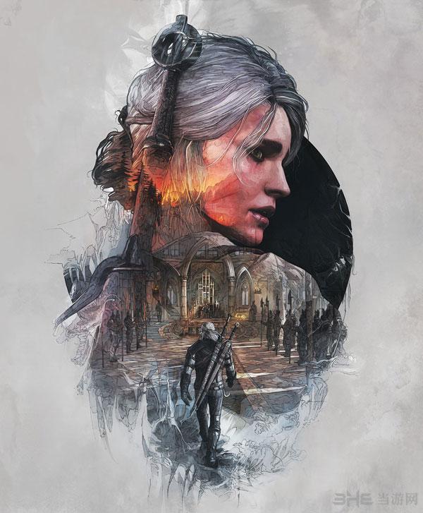 巫师3狂猎典藏版封面图1