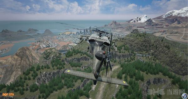 虚幻4引擎打造城市AQP截图1