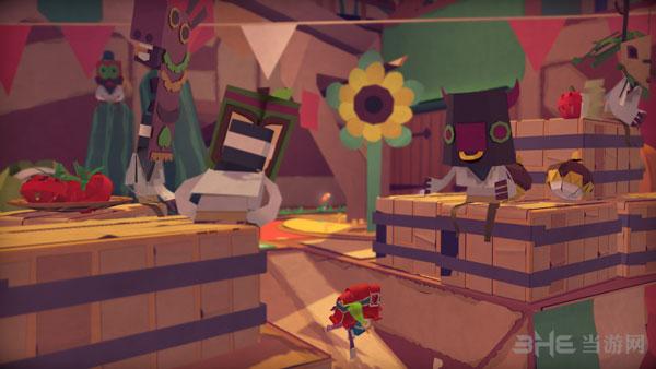 折纸世界PS4版截图2