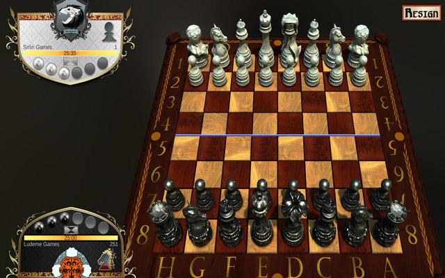 象棋2:竞技场截图0