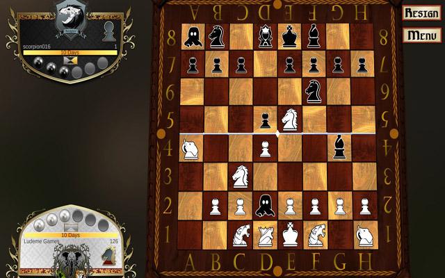 象棋2:竞技场截图2