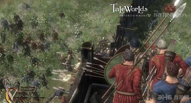 骑马与砍杀:战团-维京征服单独破解补丁截图0