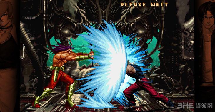 拳皇98:终极之战最终版联机破解补丁截图0