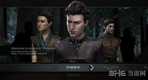 权力的游戏简体中文汉化补丁截图0