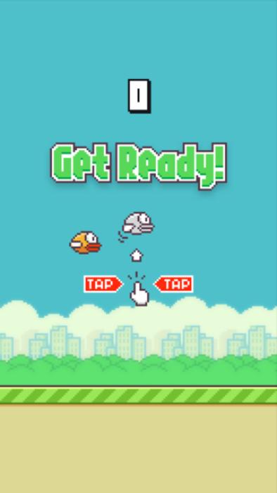 Flappy Bird电脑版截图0