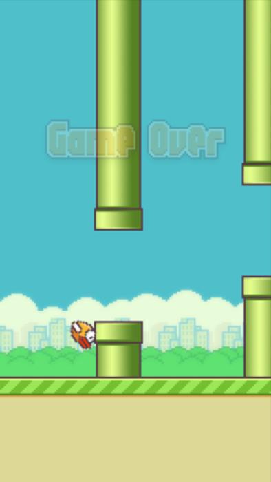 Flappy Bird电脑版截图2