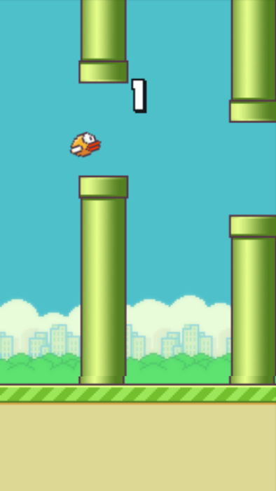 Flappy Bird电脑版截图3