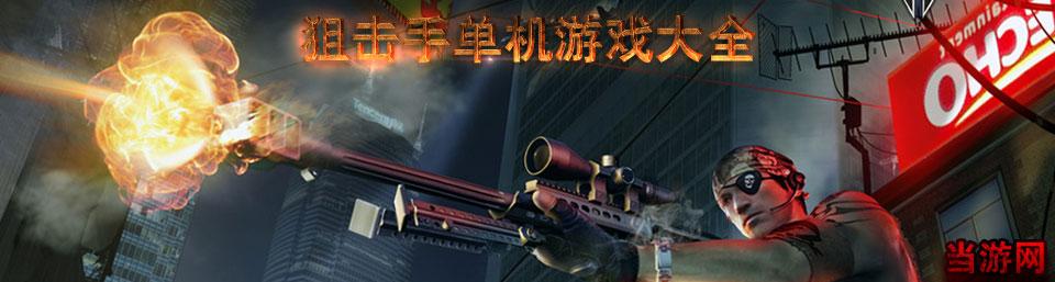狙击手游戏下载_二战狙击手游戏下载_关于狙击手的单机小游戏_当游网