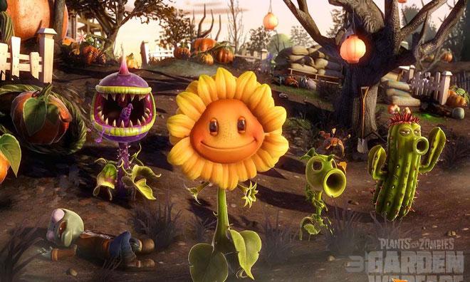 植物大战僵尸花园战争截图3