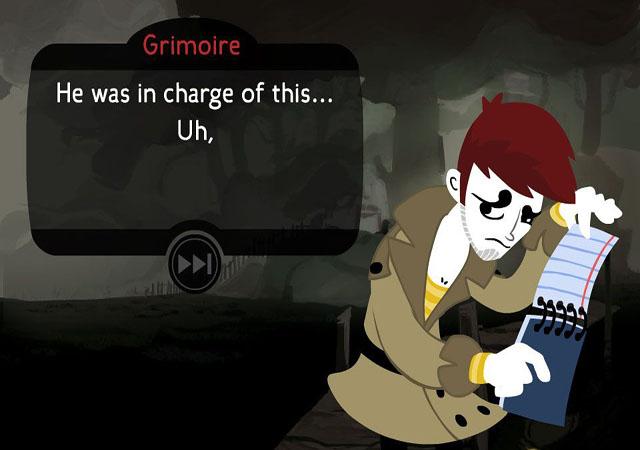 侦探格瑞莫尔截图2