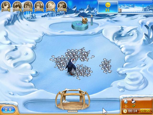 疯狂农场3:冰河时代截图2