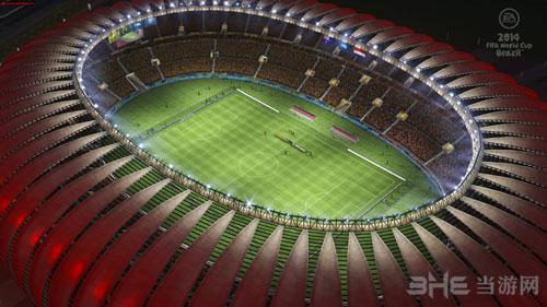 FIFA2014巴西世界杯游戏截图2