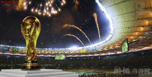 FIFA2014巴西世界杯游戏截图1