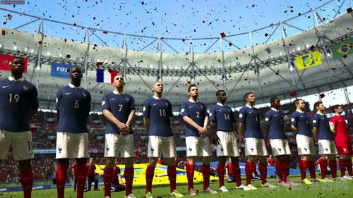 FIFA2014巴西世界杯游戏截图3