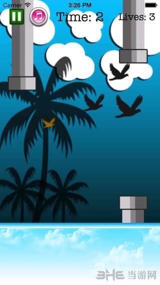 Flappy Bird山寨版Fly birdie