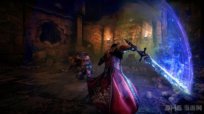 恶魔城暗影之王2游戏截图4