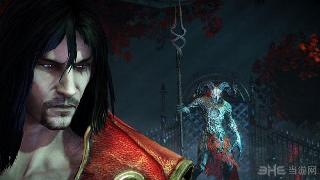恶魔城暗影之王2游戏截图1
