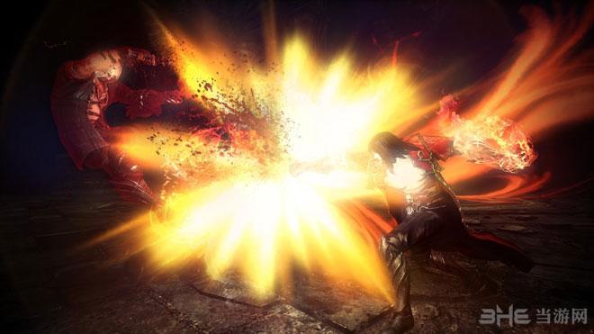 恶魔城暗影之王2游戏截图2