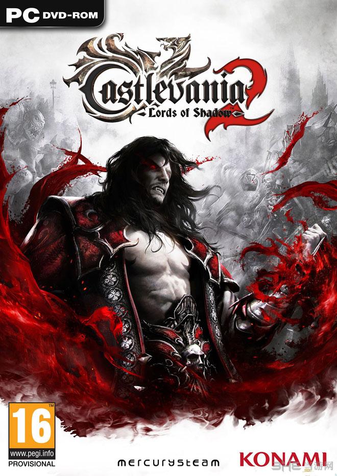 恶魔城暗影之王2游戏封面