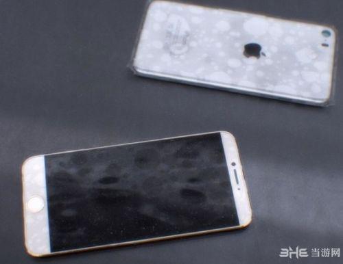 iphone 6真机外壳谍照曝光1