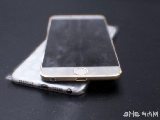 iphone 6真机外壳谍照曝光3