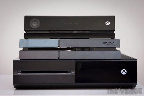 xbox one 销量依旧不敌PS4