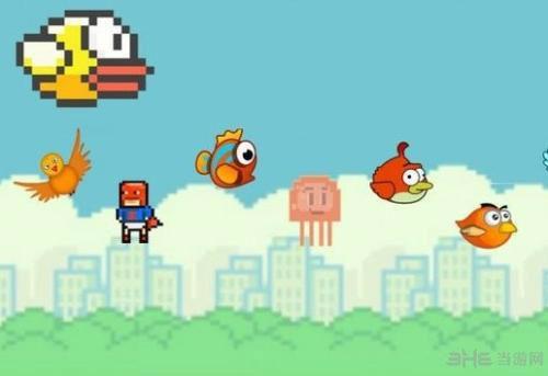 Flappy bird山寨版被清剿