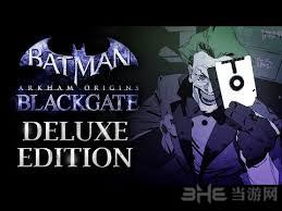 蝙蝠侠阿甘起源黑门豪华版被确认