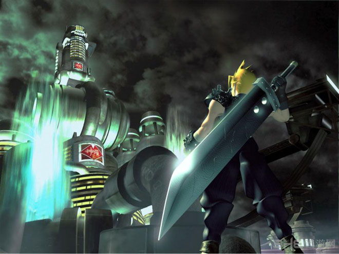 最终幻想7或将重制