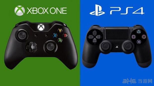 PS4 GPU略胜XboxOne