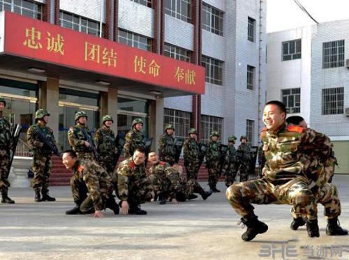 《CS》进新疆边防总队缓解压力 一辈子的兄弟3