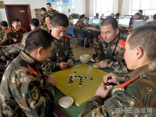 《CS》进新疆边防总队缓解压力 一辈子的兄弟5