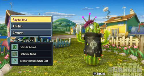 植物大战僵尸花园战争游戏截图2