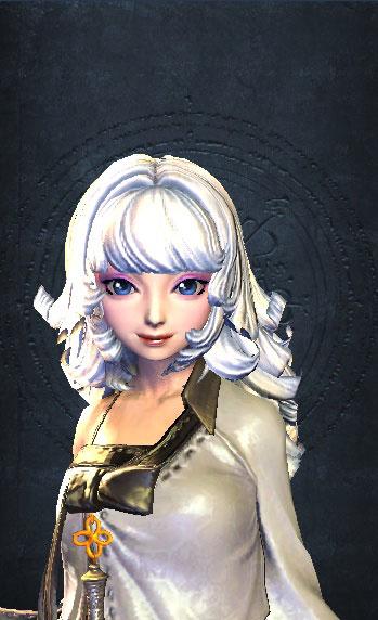 剑灵捏人数据图分享 冰冷美艳的艾莎公主