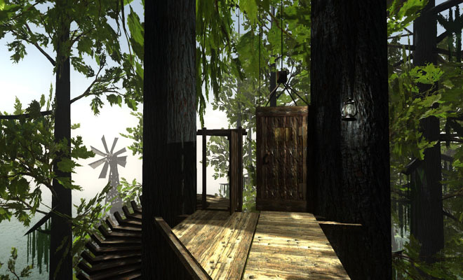 真神秘岛:杰作版截图1