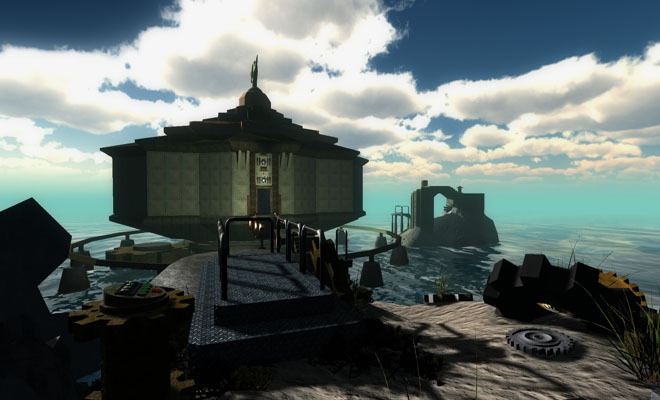 真神秘岛:杰作版截图3
