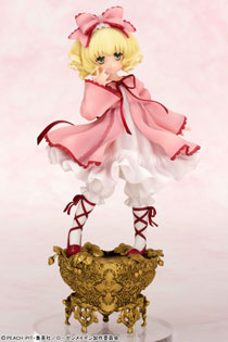 蔷薇少女雏莓可爱手办