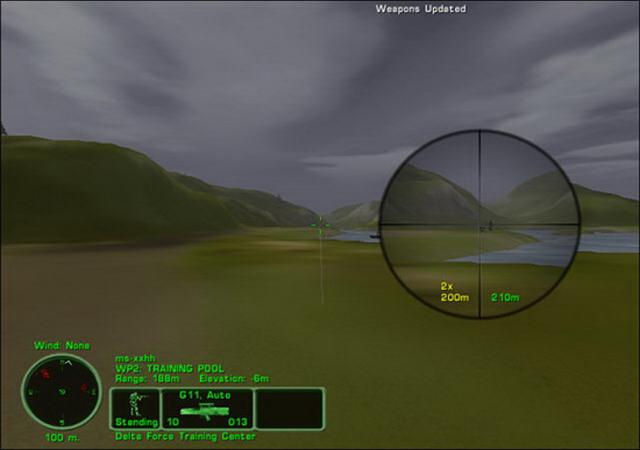 三角洲特种部队3之大地勇士截图3