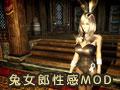 上古卷轴5天际兔女郎性感女装MOD