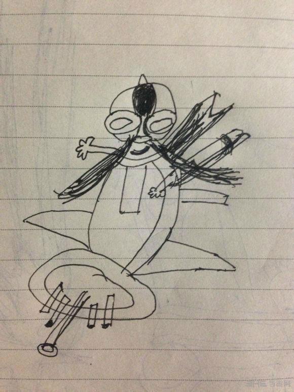 炮姐h_lol进击的小学生英雄手绘图曝光 你那么屌你家人知道嘛-完整页 ...