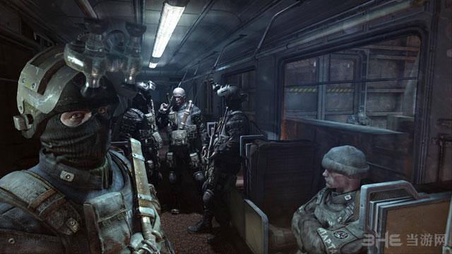地铁最后的曙光超高分辨率截图4
