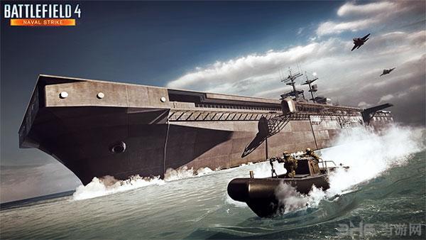 Battlefield4海军冲击DLC