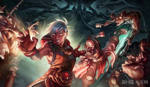 暗黑破坏神3夺魂之镰图片2