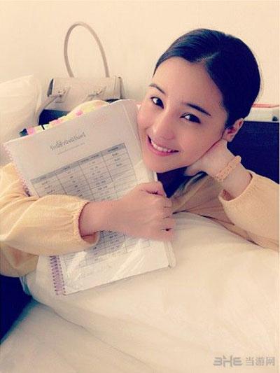 泰国版浪漫满屋女主角李海娜生活照曝光